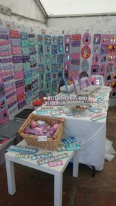 Mosaic handcrafted gifts at the Royal Welsh Show